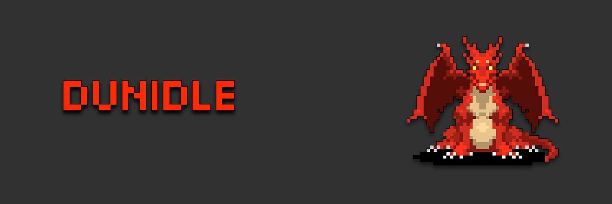 Dunidle - Incremental RPG Dungeon Crawler