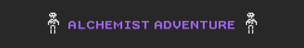 Alchemist Adventure (Ludum Dare 41)