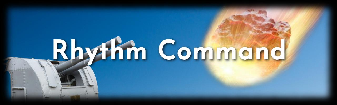 Rhythm Command