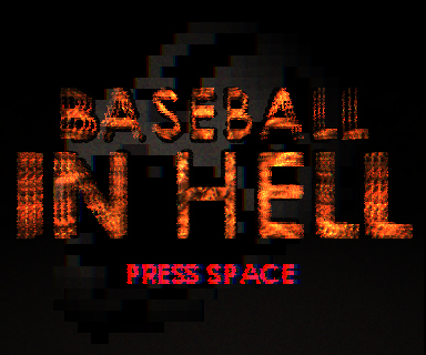 Baseball in HELL