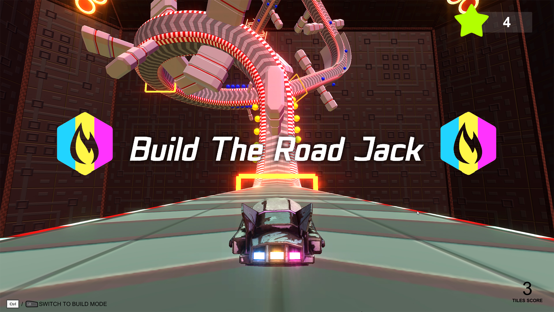Build The Road Jack