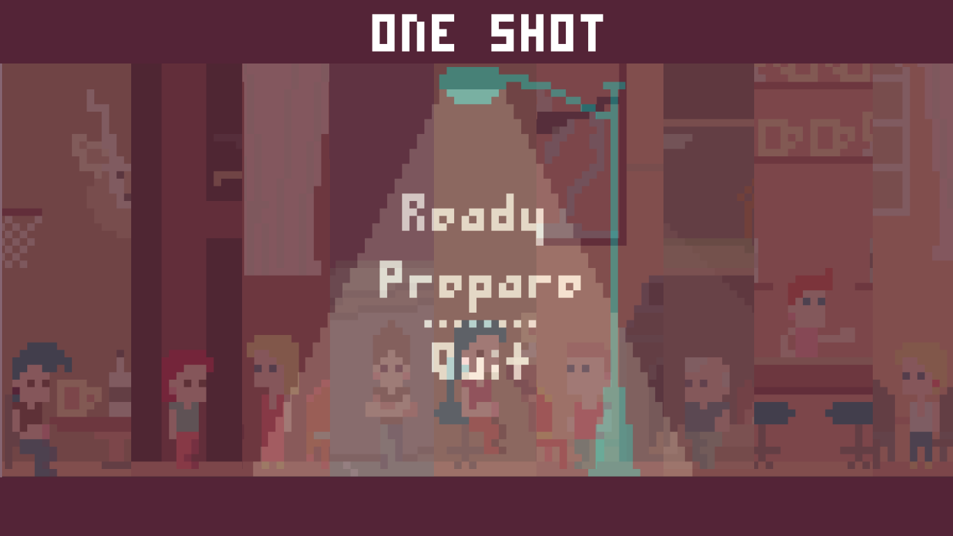 ONE SHOT by Gazbriel