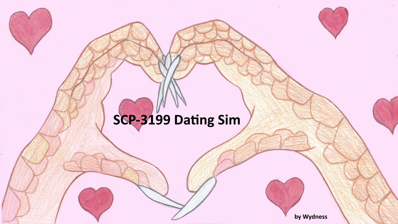 Scp 3199 Dating Sim By Thewydness
