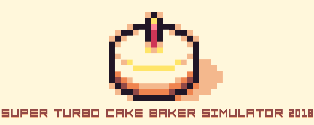 Super Turbo Cake Baker Simulator 2018