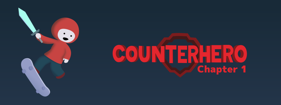 Counterhero Chapter 1