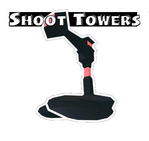 Patrick's Shooting Towers PEW PEW