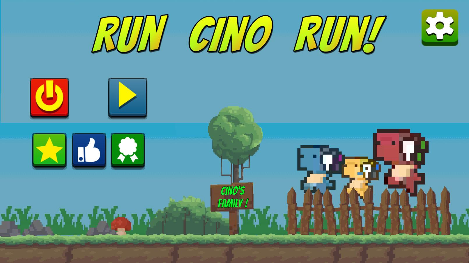 Run Cino Run !