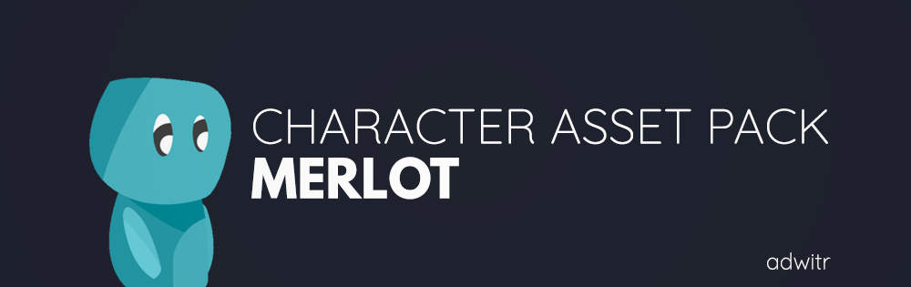 Character Asset Pack (Merlot)