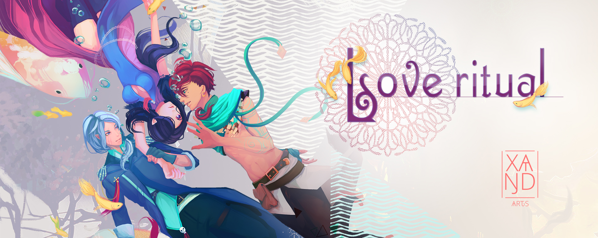 Love Ritual [otome] | RPG Maker Forums