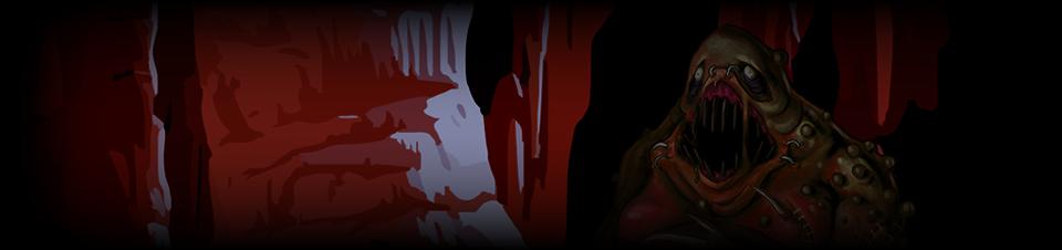 Grue the monster – roguelike underworld RPG