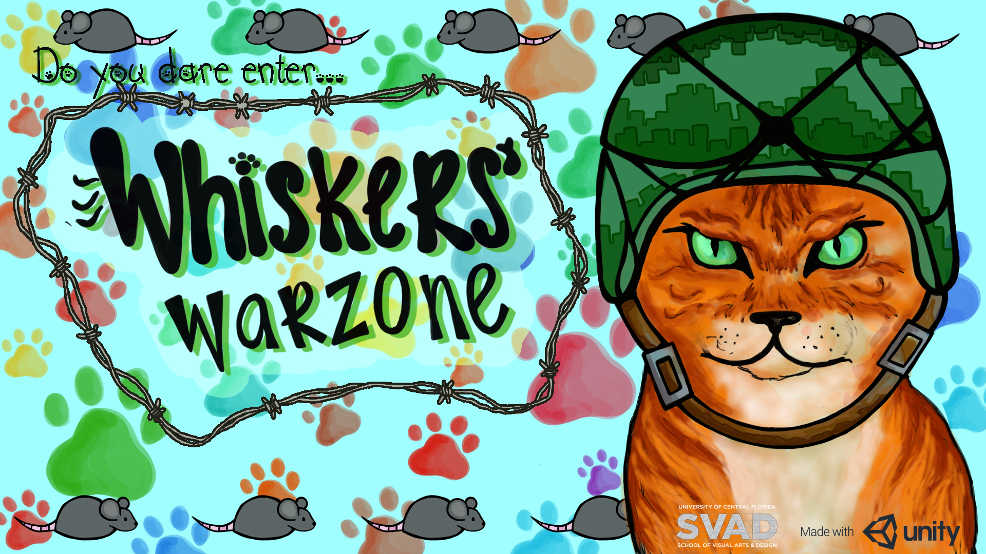 Whiskers' Warzone
