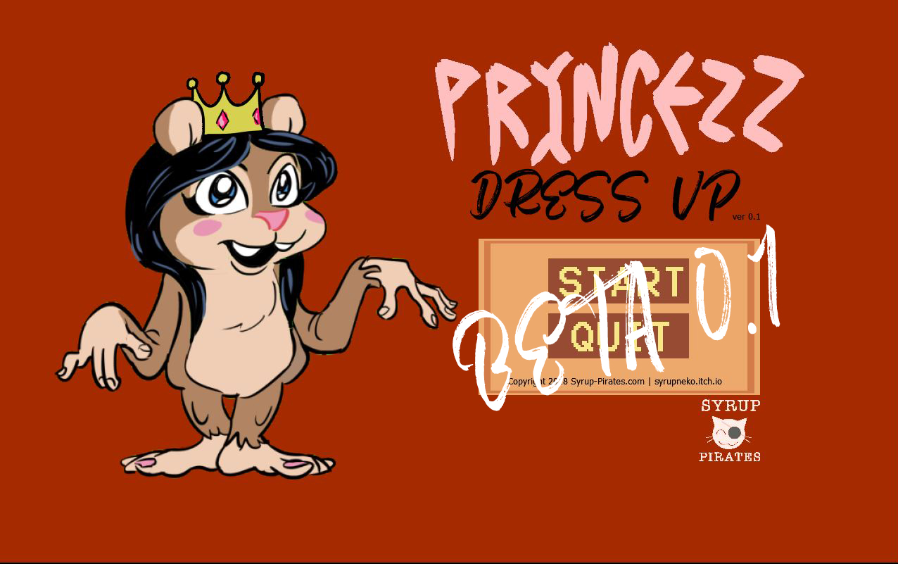 Princezz Dress-Up