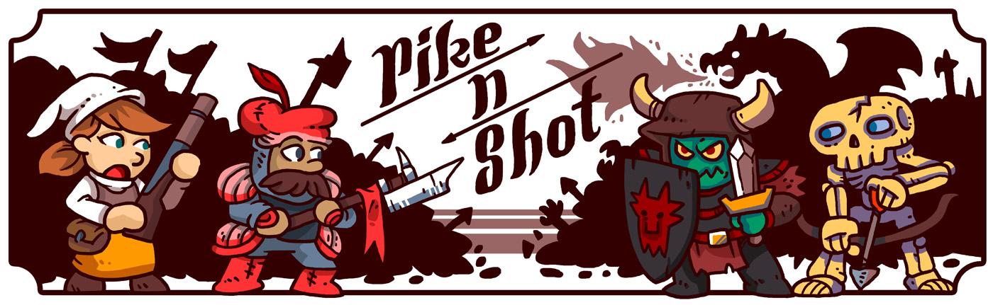 Pike 'n Shot