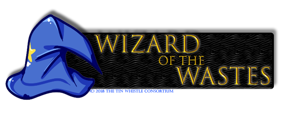Wizard of the Wastes