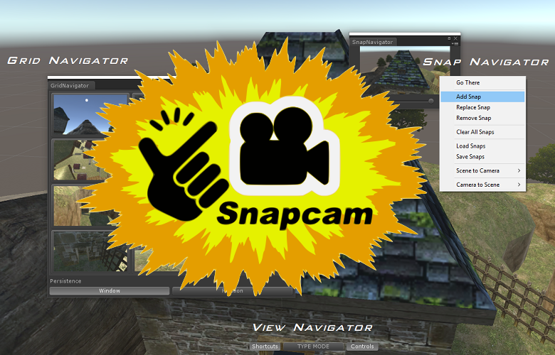 Snapcam NAVIGATION STUDIO