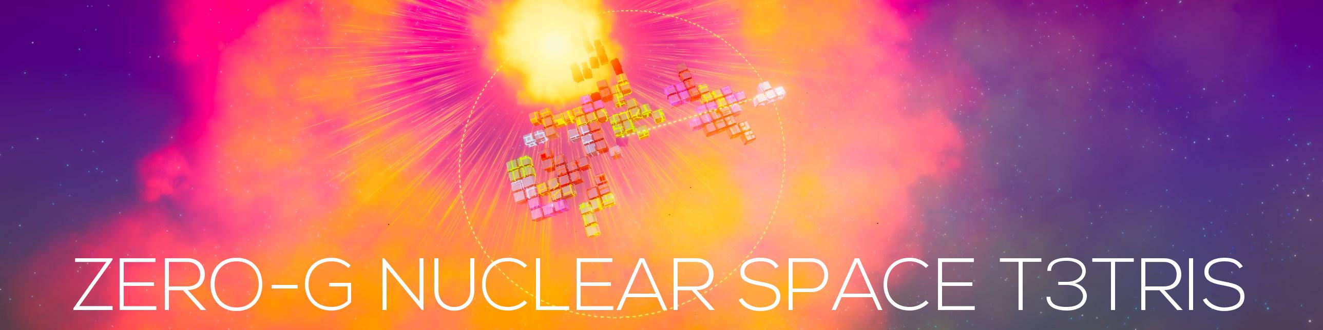 Zero-G Nuclear Space T3TRIS
