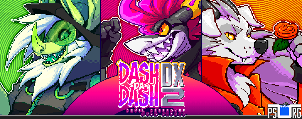DASH-DA-DASH DX Ⅱ Devil Destroyer