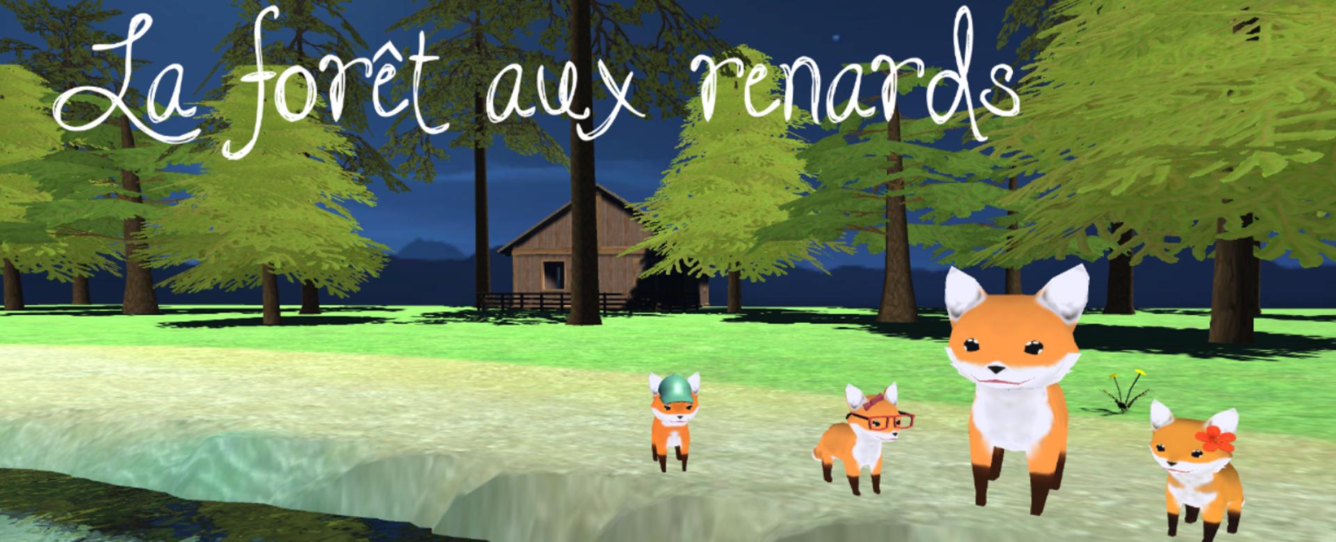 La forêt aux renards
