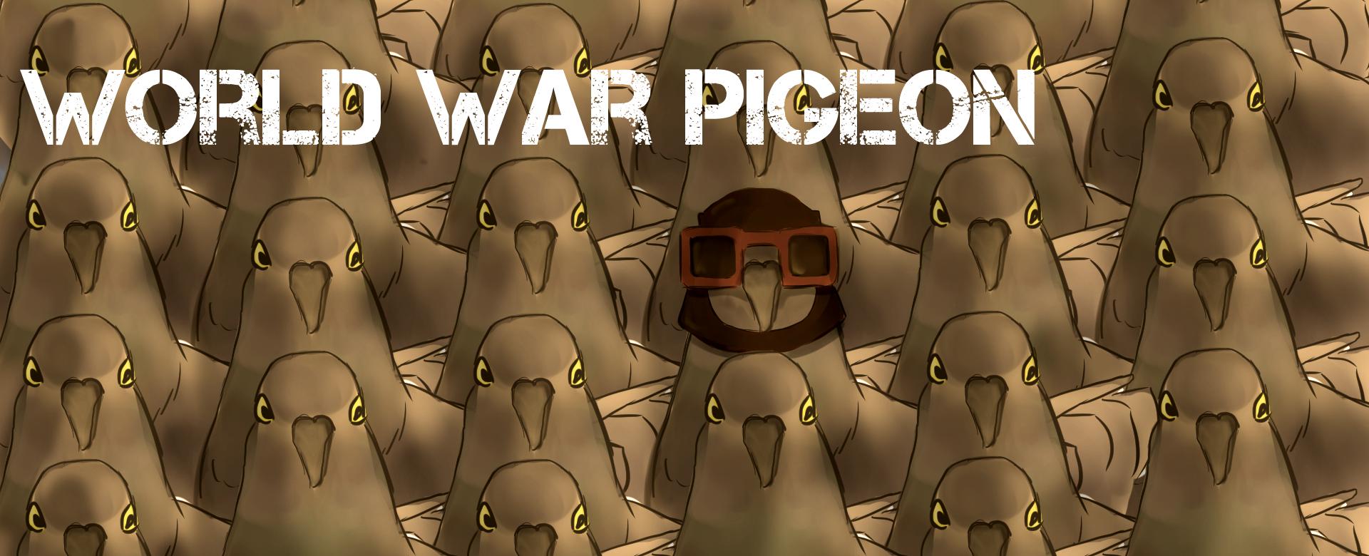 World War Pigeon