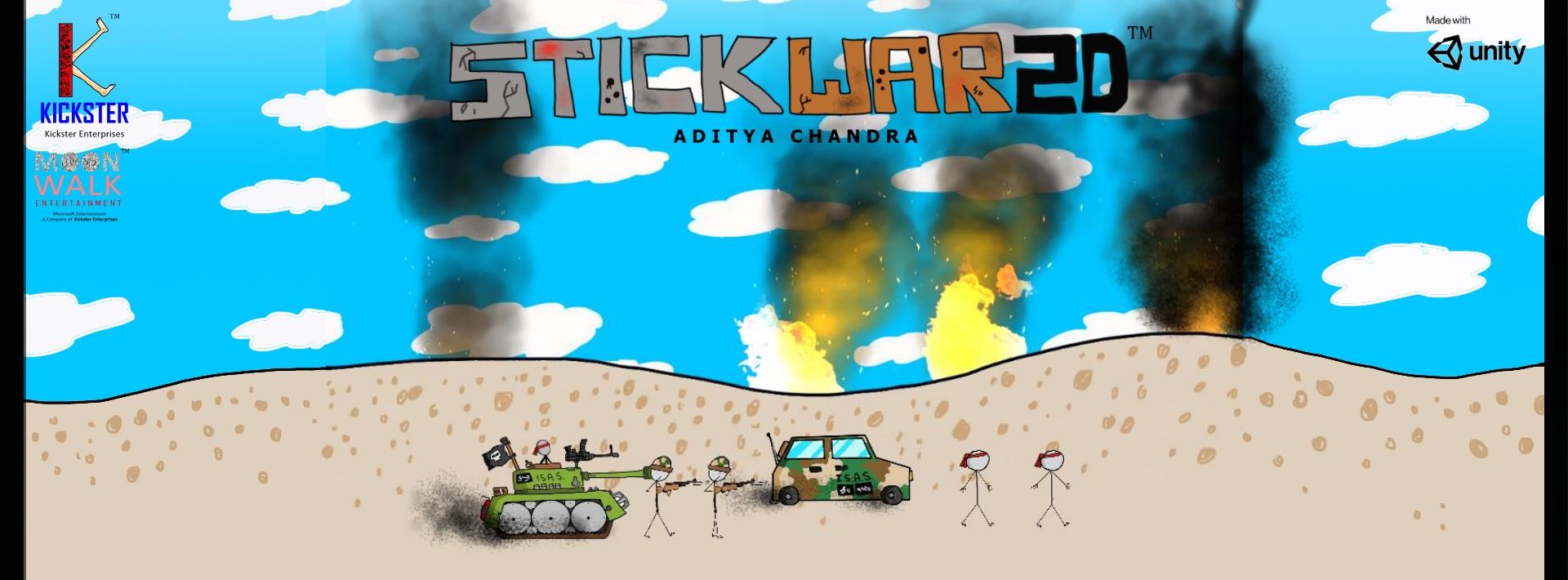 StickWar 2D