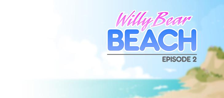 Willy Bear Beach 2