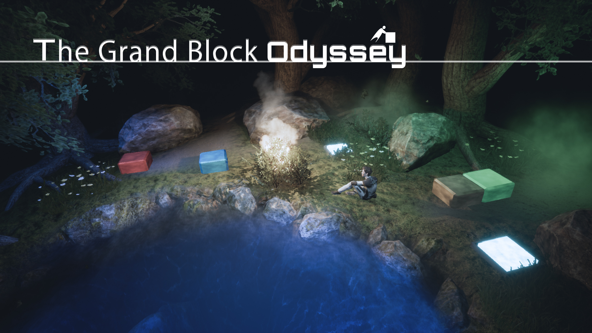 The Grand Block Odyssey - Chapter 1