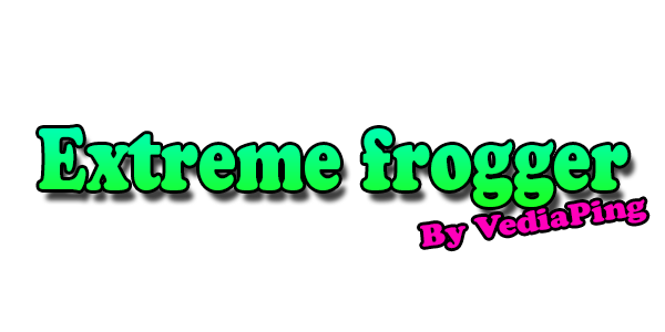Extreme frogger