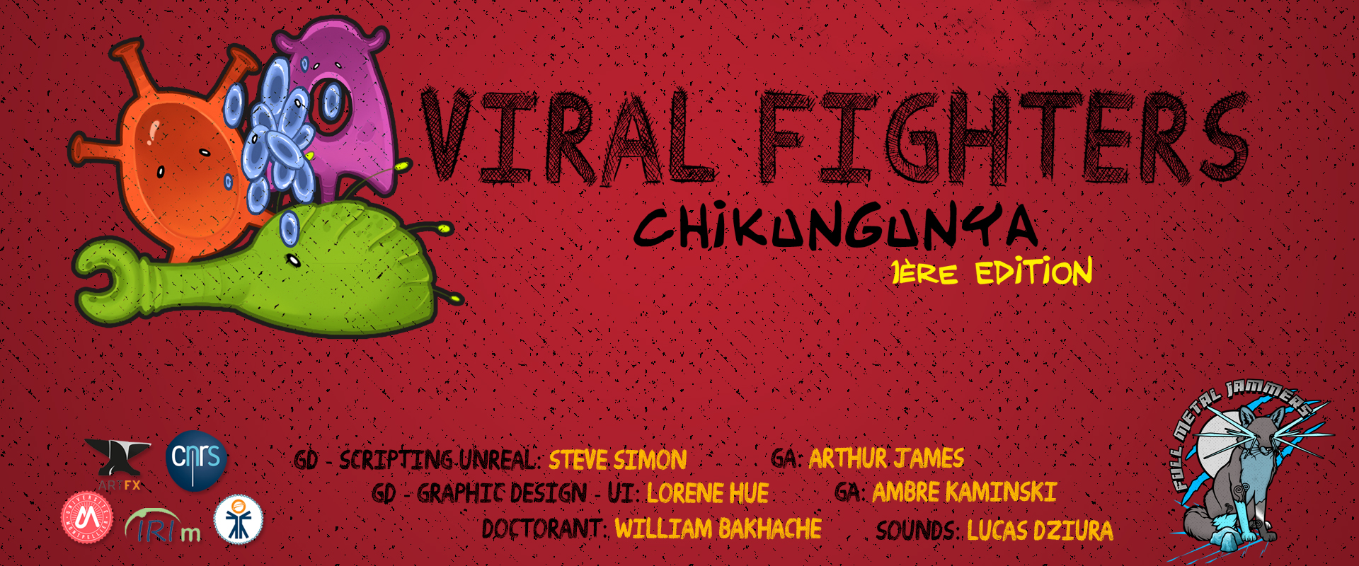 Viral Fighters