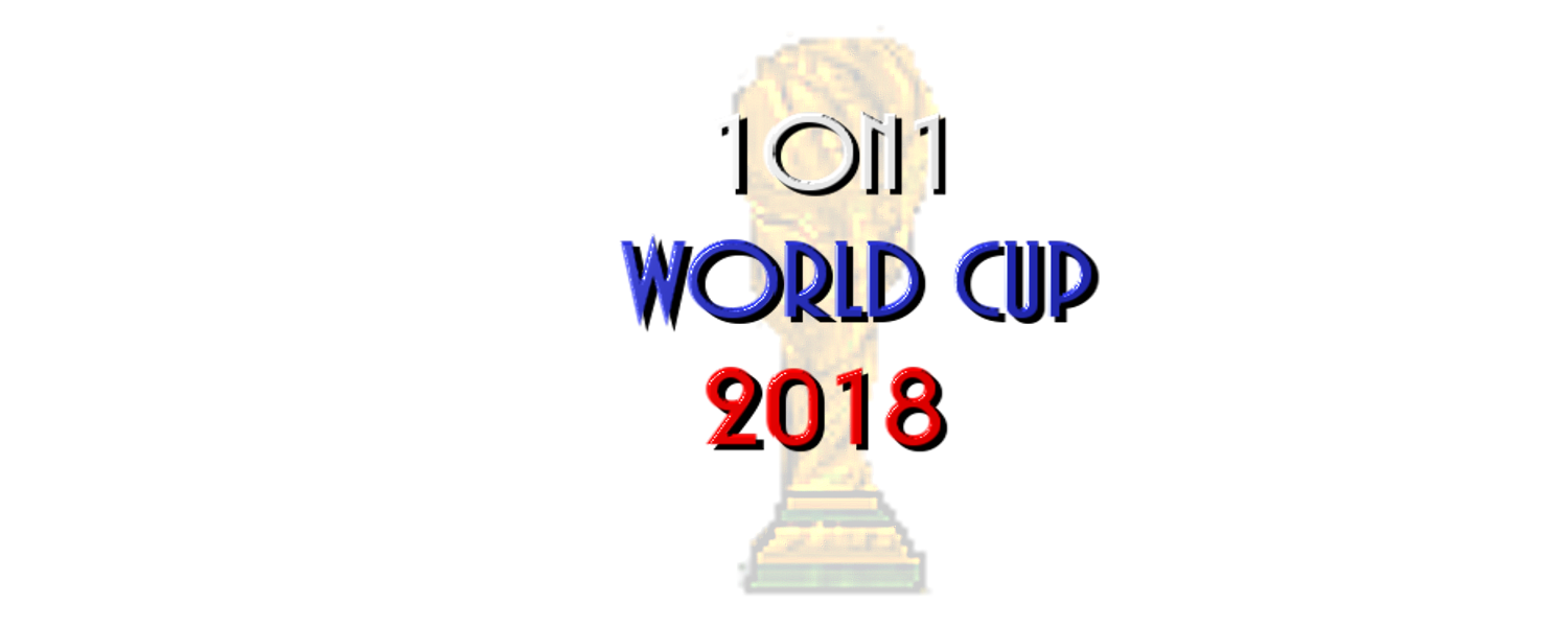 1on1 World Cup 2018