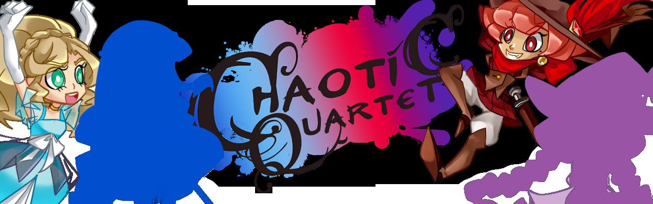 Chaotic Quartet