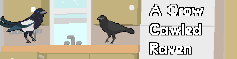 A Crow Cawled Raven