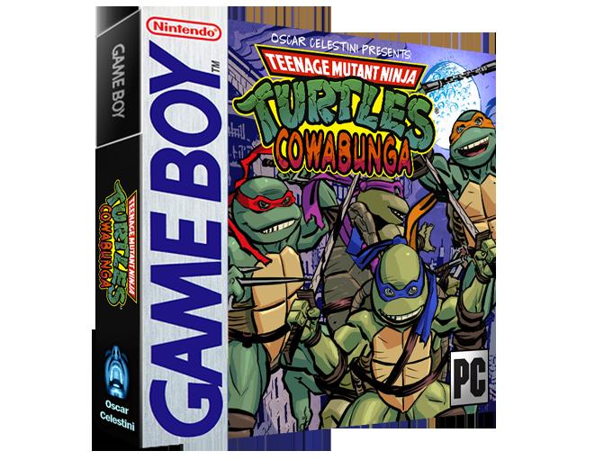 Turtles Cowabunga