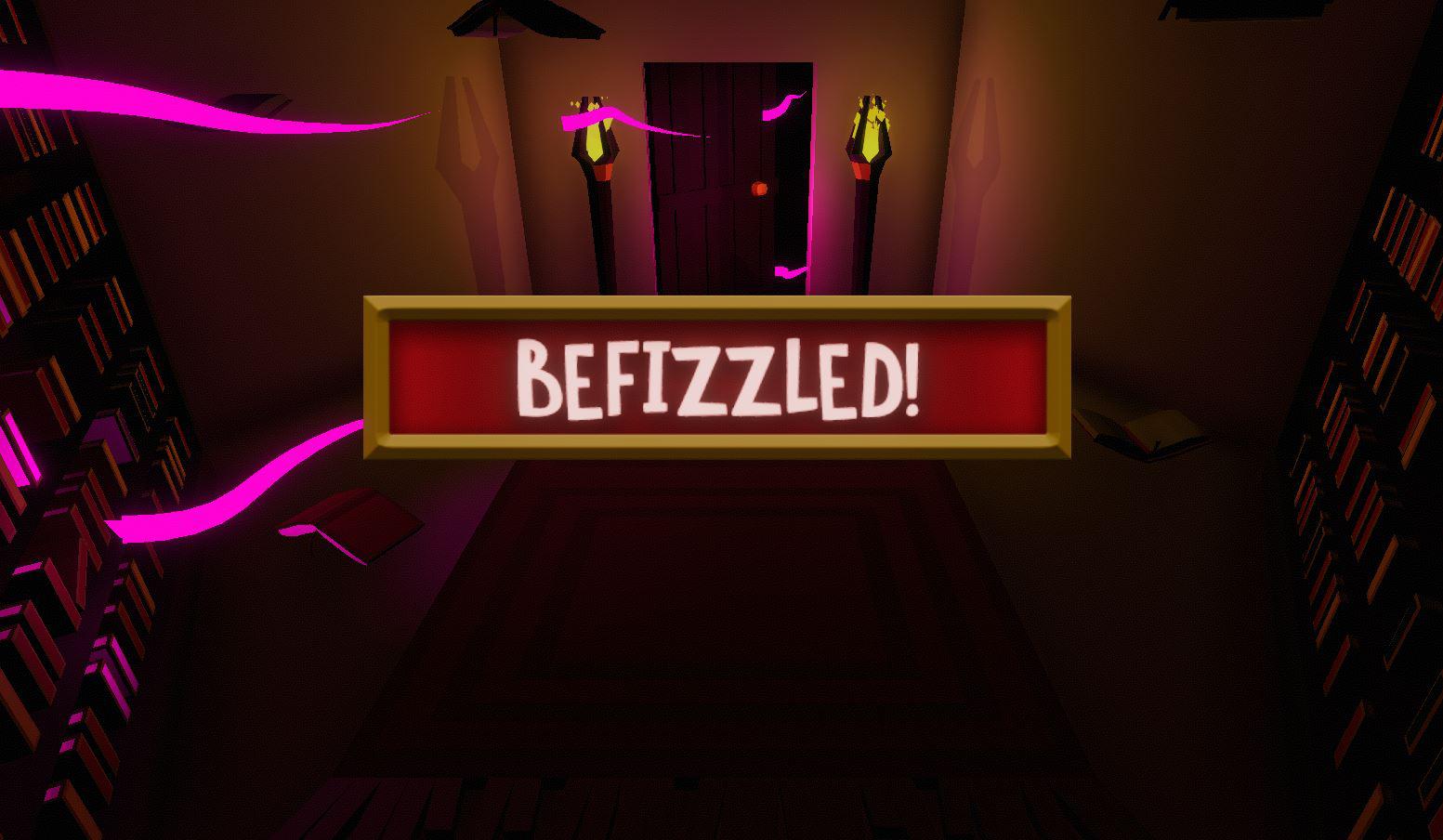 Befizzled!