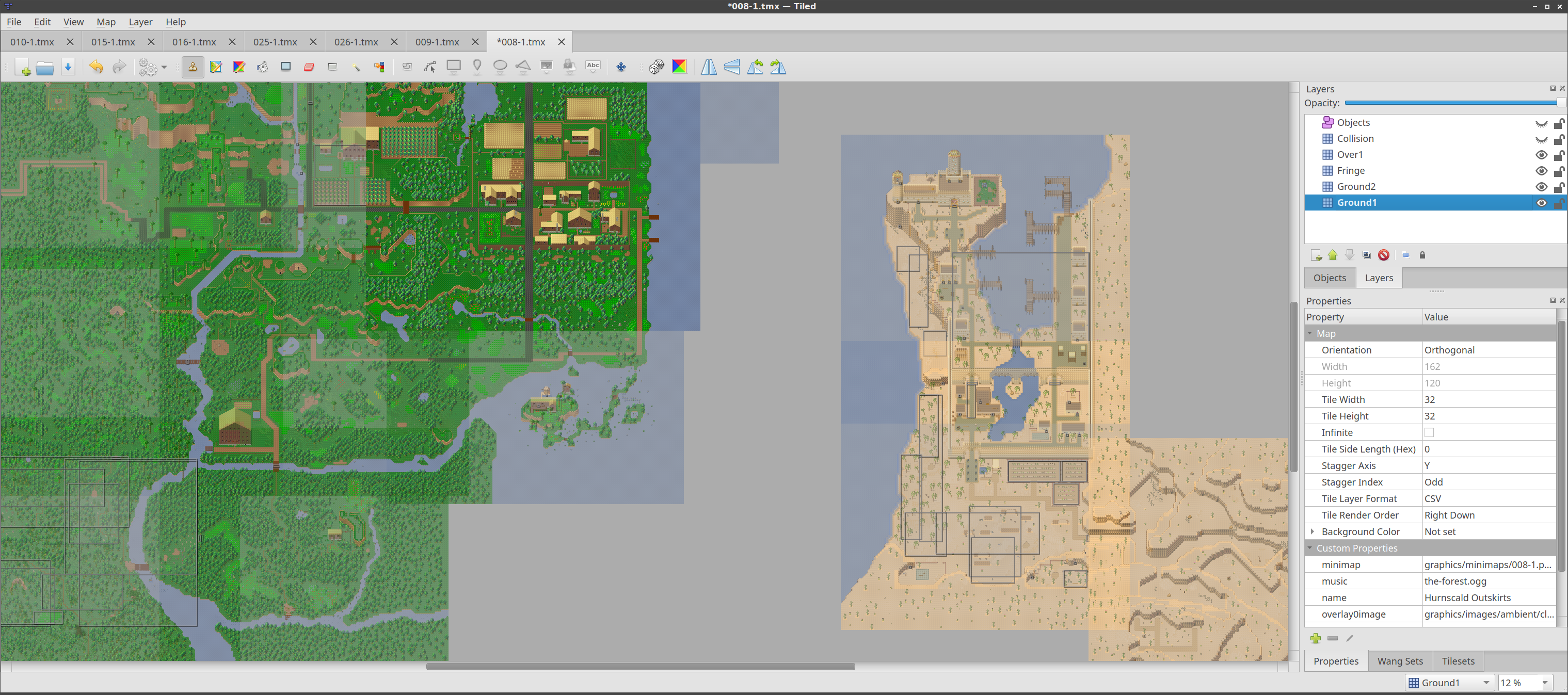 Multi Map World View Python 3 And Raising Funds Tiled Map Editor