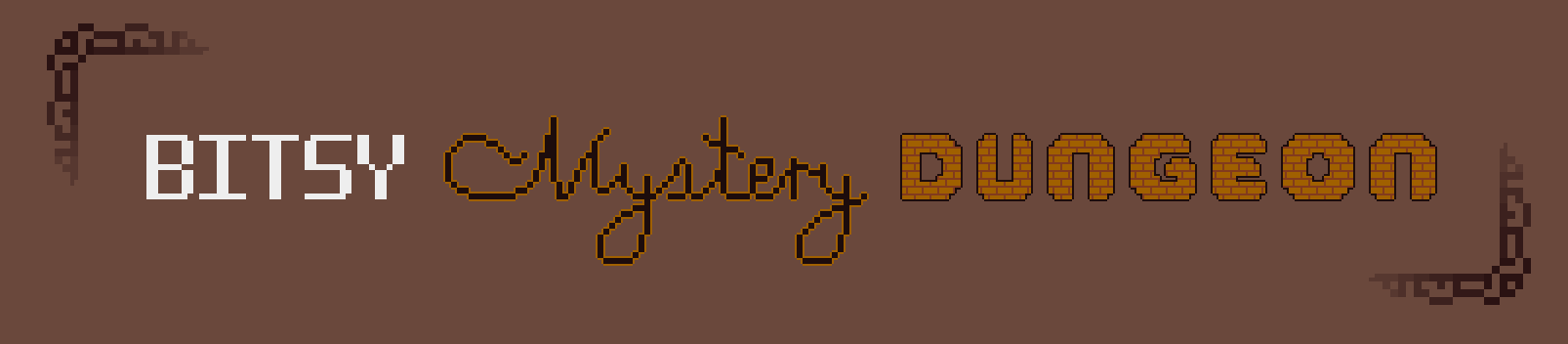 Bitsy Mystery Dungeon