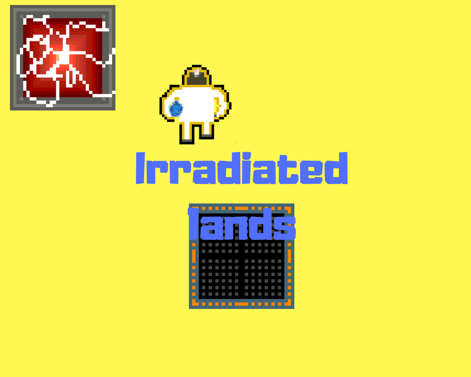 Irradiated Lands