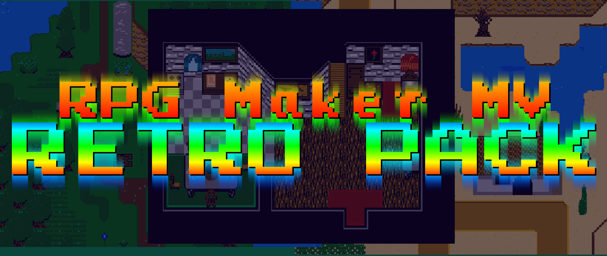 RPG Maker MV Retro Tileset