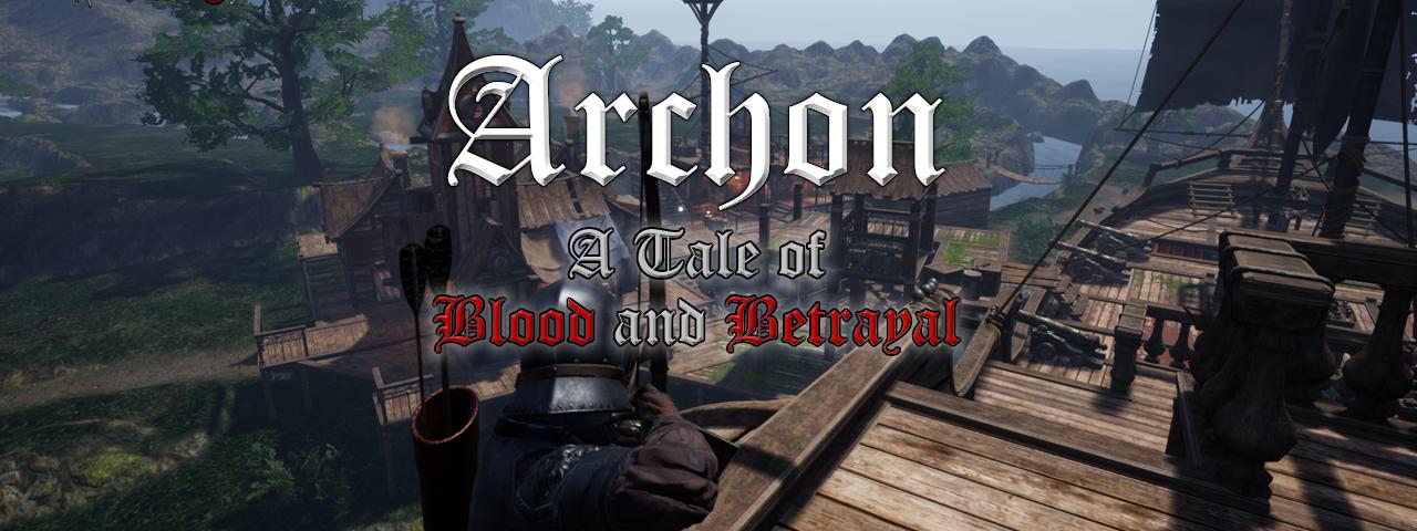 Archon: Blood and Betrayal [Demo]