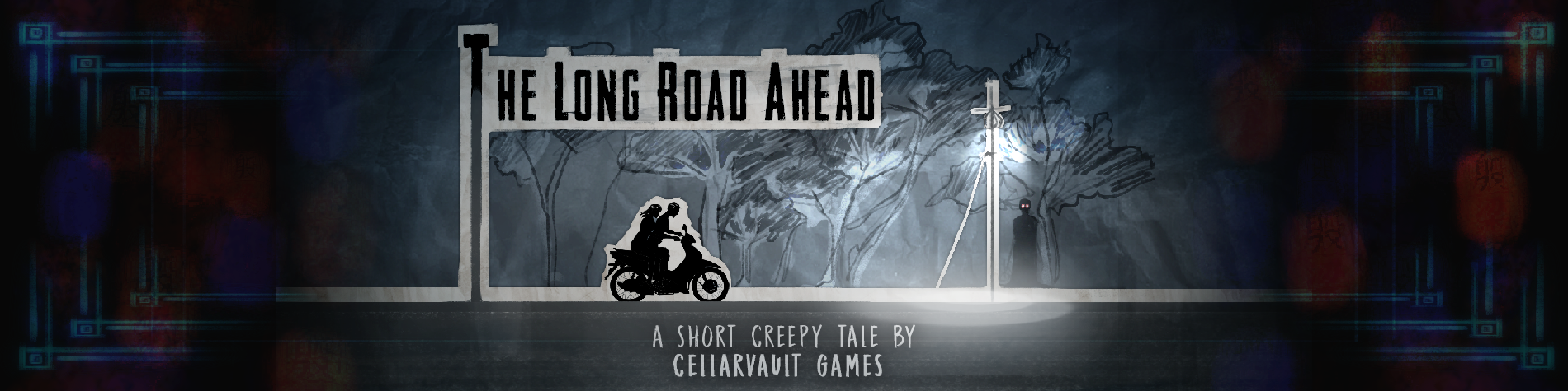 Short Creepy Tales: The Long Road Ahead