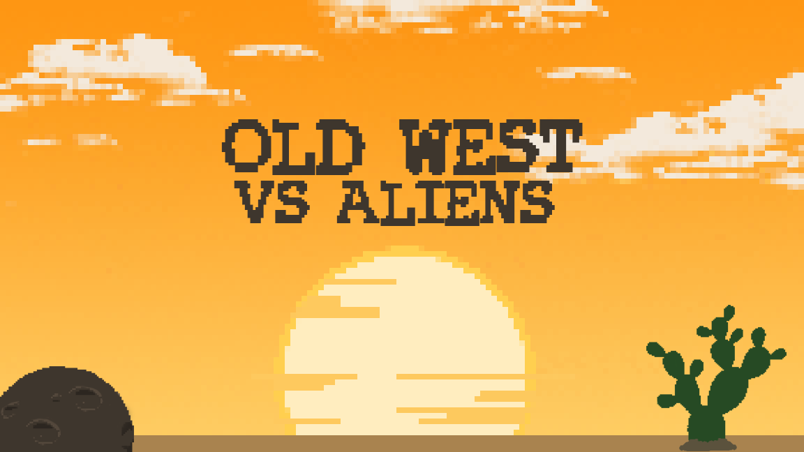 Old West VS Aliens