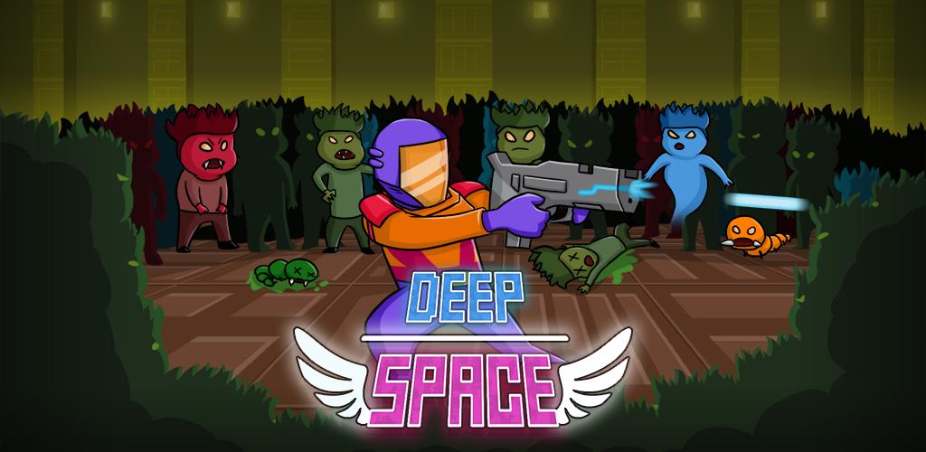 Deep Space | Space-Platfomer