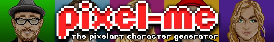 Pixel-Me - The Pixelart Character Generator