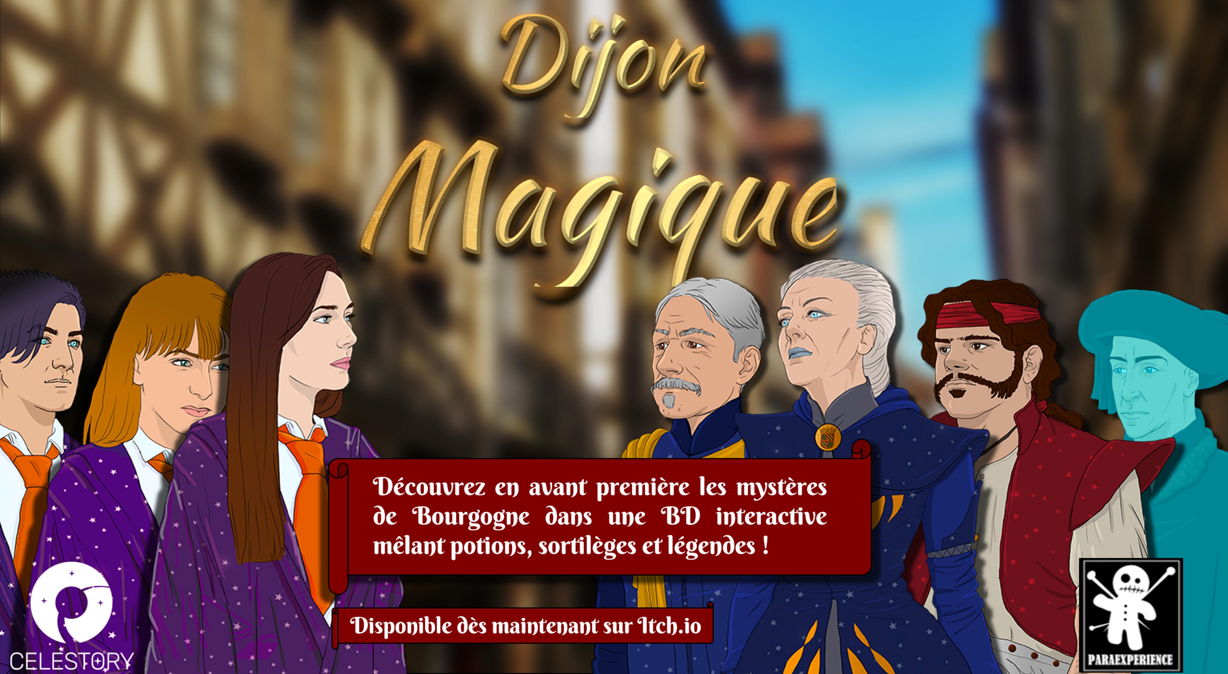 Dijon Magique