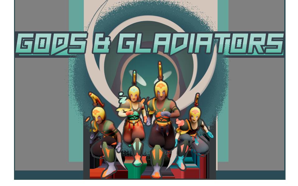 [Group4]Gods & Gladiators