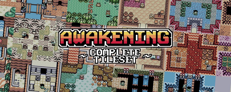 Awakening: Complete Tileset