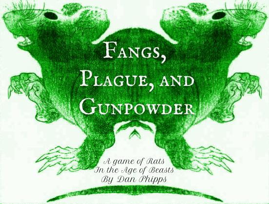 [Early Access] Fangs, Plague, and Gunpowder