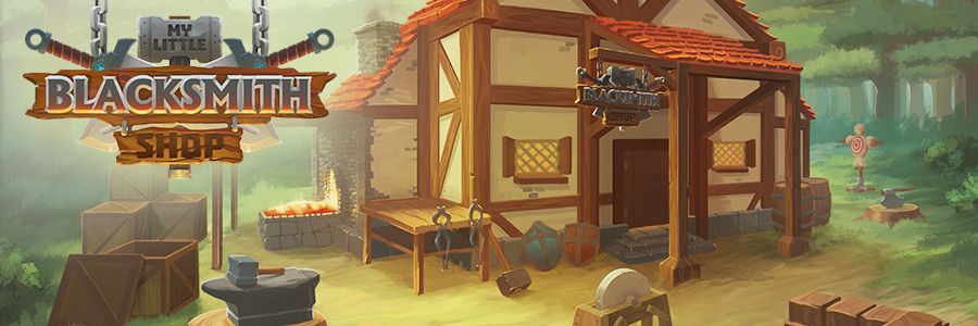 My Little Blacksmith Shop by Dasius, NINJA
