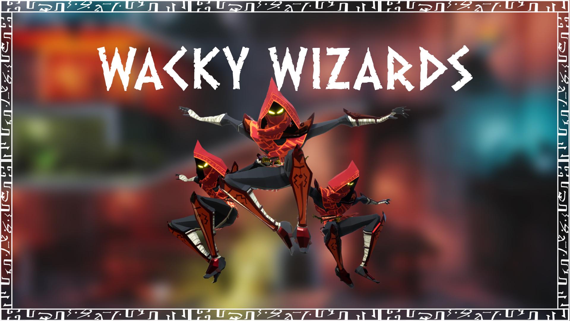 [Group 02] Wacky Wizards