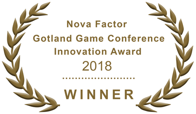 Gotland Game Conference 2018 Innovation Award