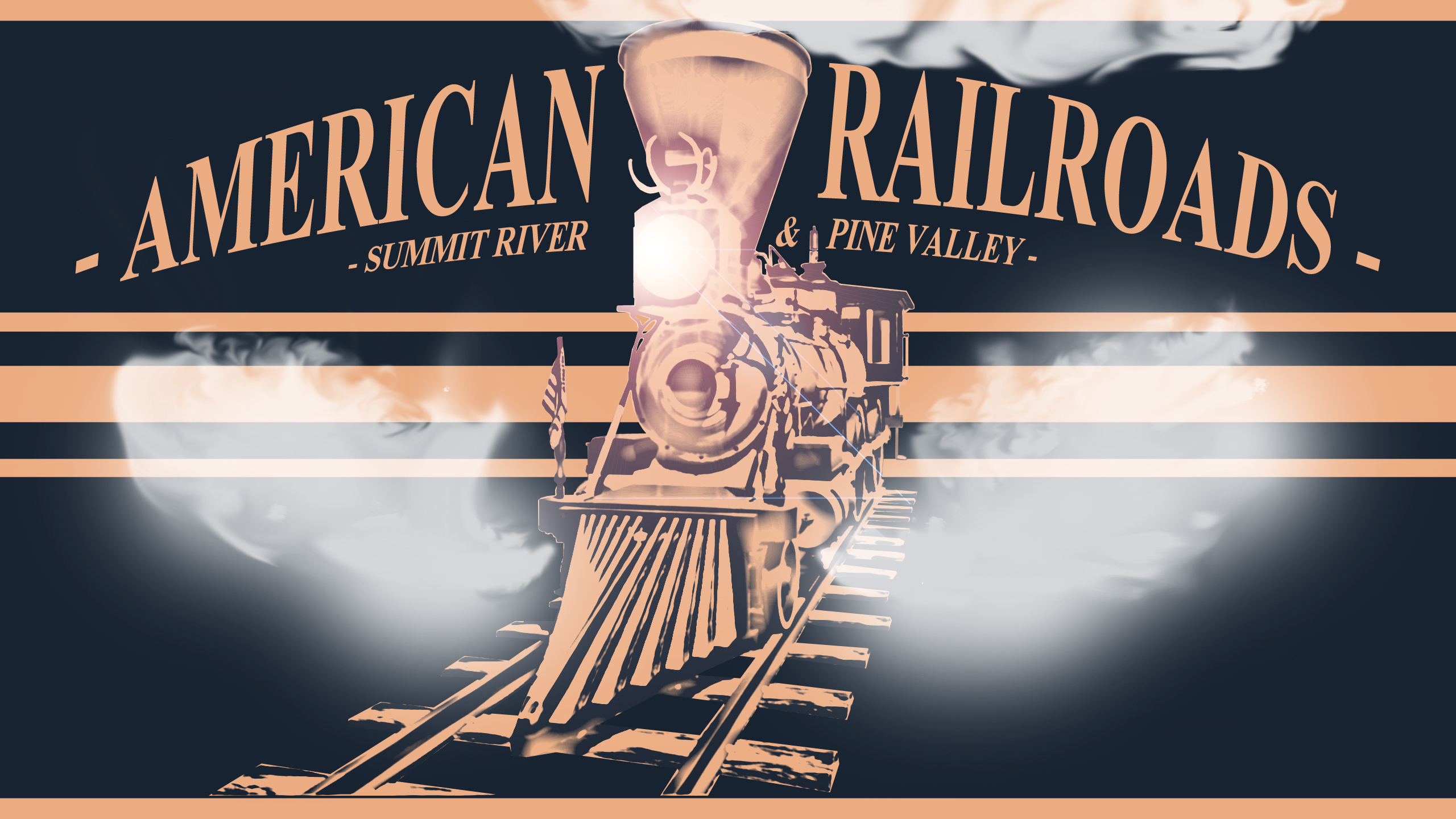 American Railroads - Summit River and Pine Valley